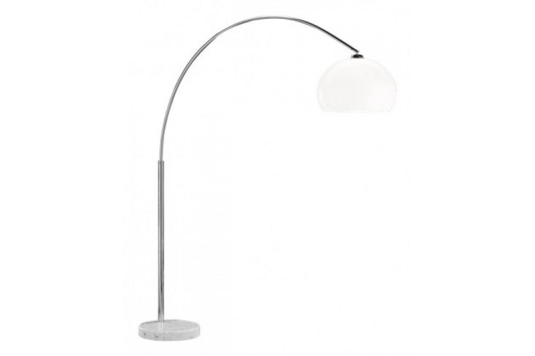 Stojací lampa Bodler, s polohovatelným ramenem, patice E27