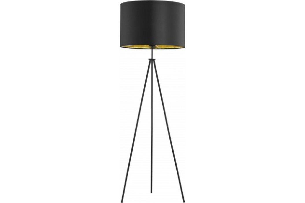 Lampa Office black (černá, 145 cm)