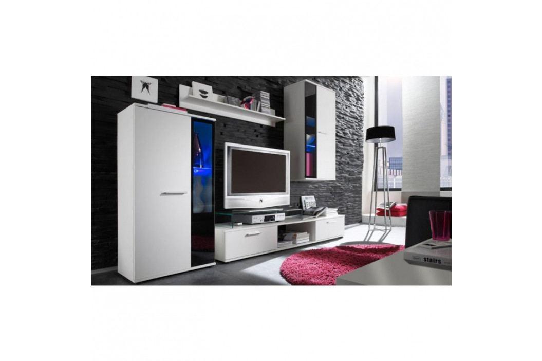 dodání 30 dní - Moderní obývací stěna SIGMA bílý