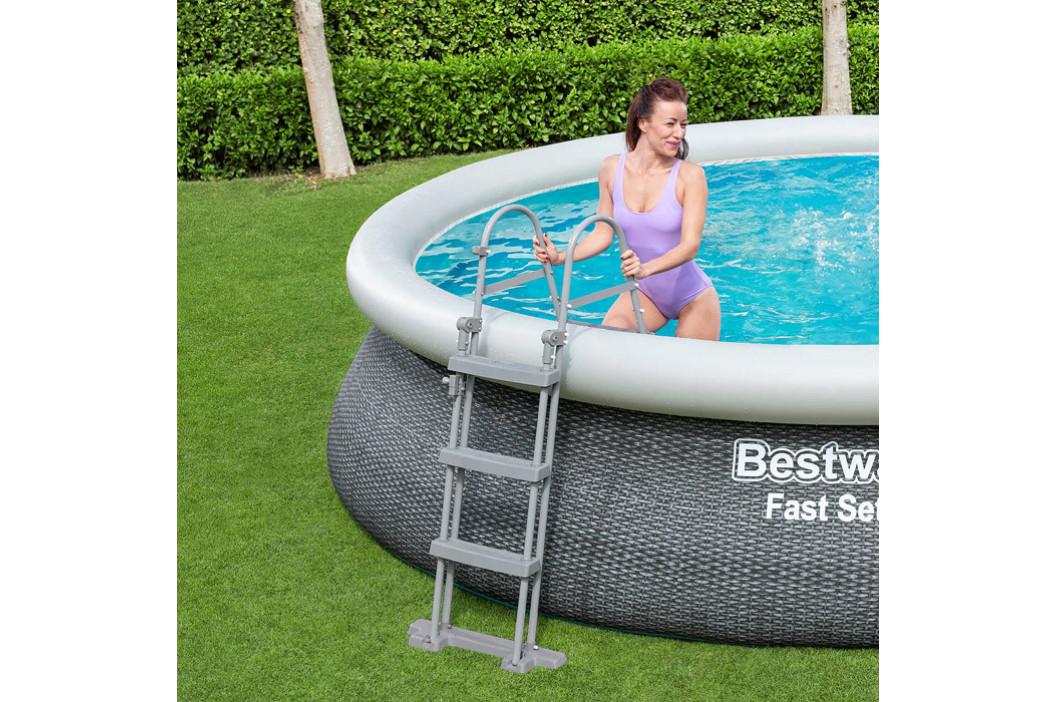 Bestway Bazén Bestway Fast Set Ø457x 1,07 cm   komplet set s filtrací