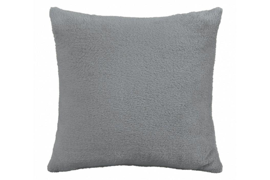 Bellatex polštář Mazlík 38x38 cm šedá