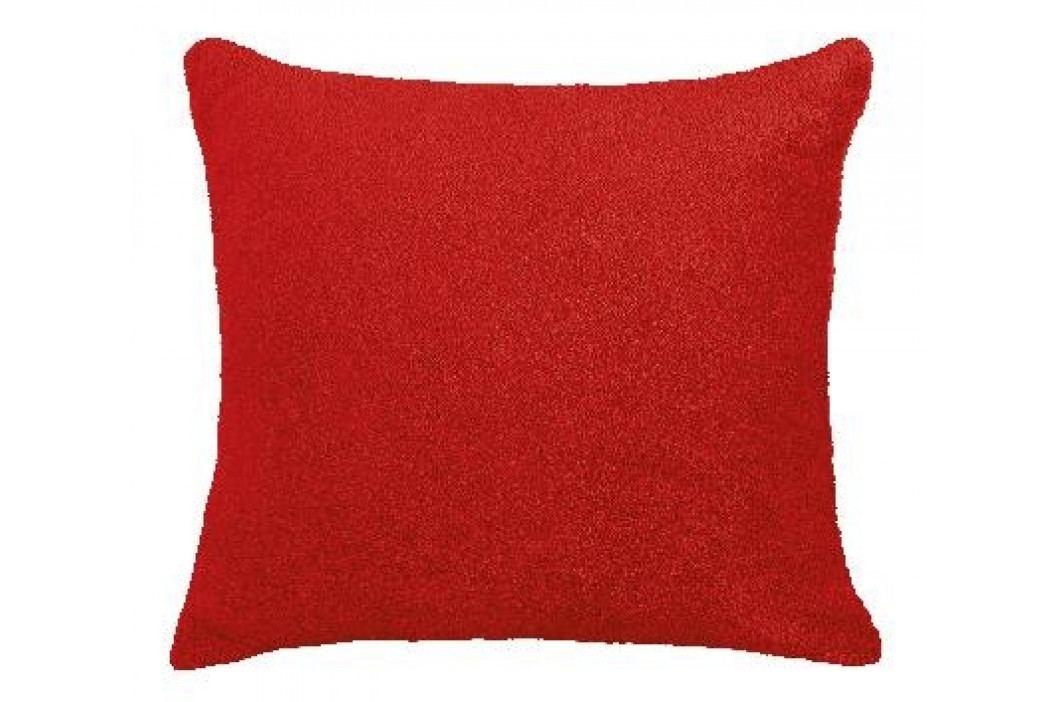 Bellatex polštář Mazlík 38x38 cm červená