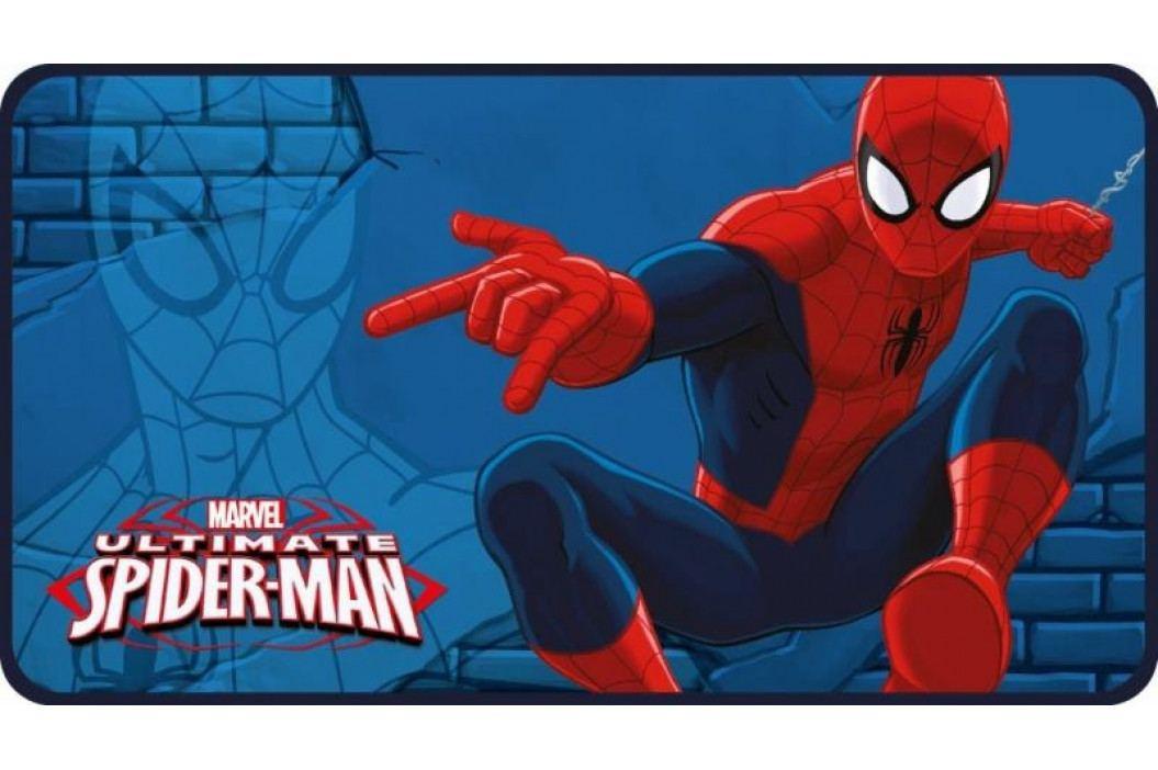Polštářek mikroplyš Spiderman 25x45 cm