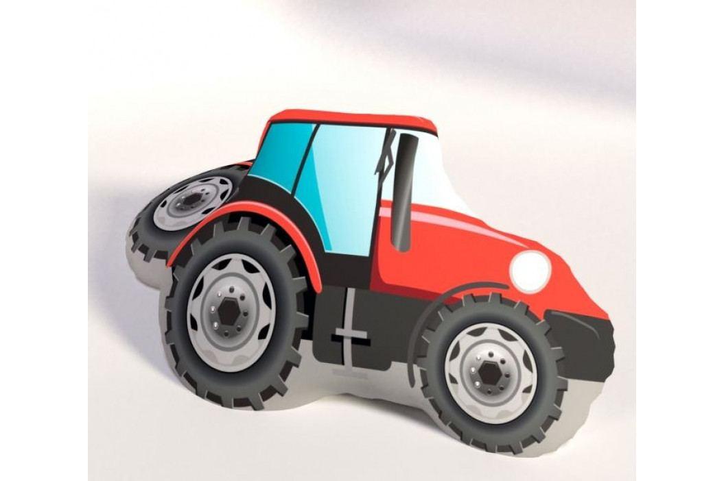 Dětský polštářek 3D Traktor