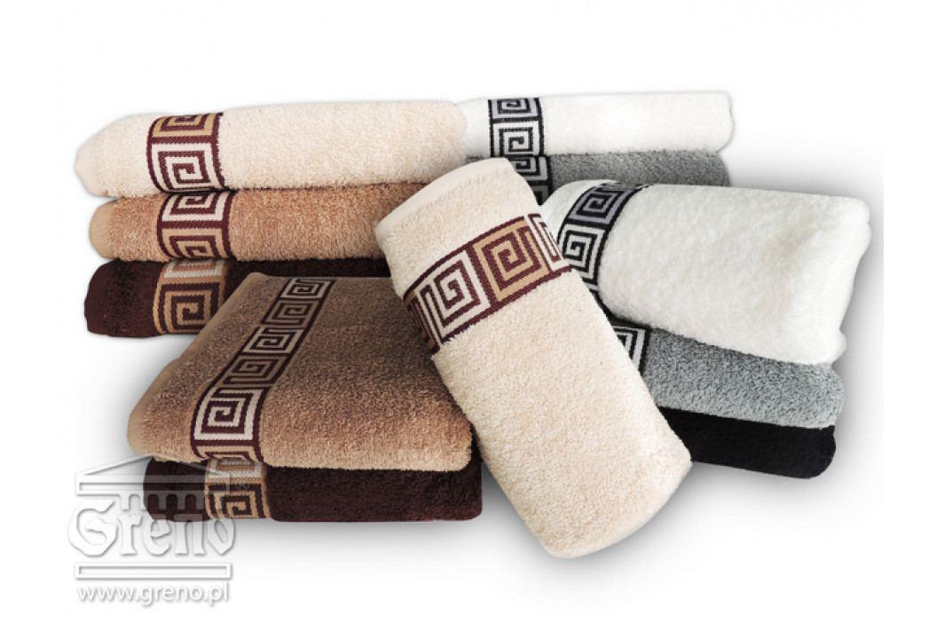 Greno ručník froté Dunaj 30x50 cm krémový
