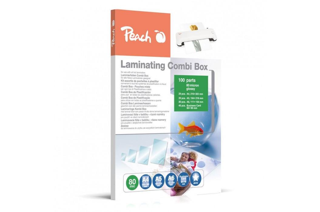 Peach Combi Box 100 ks (PPC500-03)