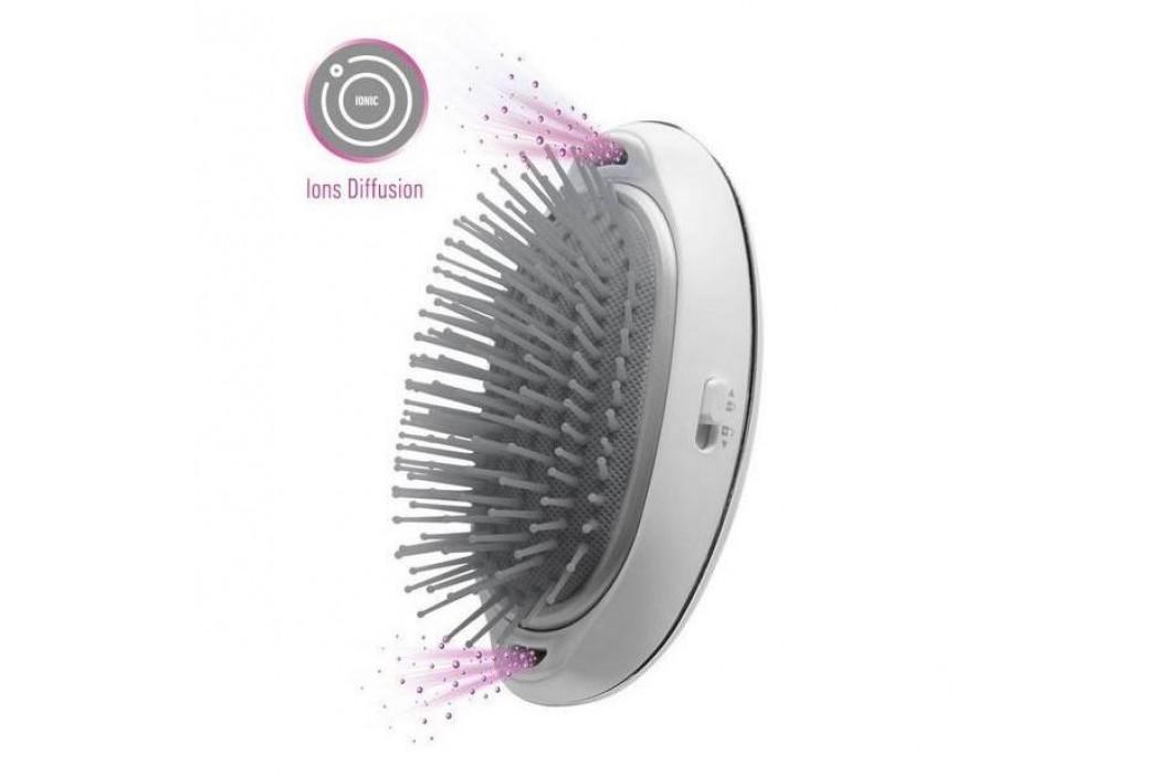 Lanaform Silky Hair Brush šedá