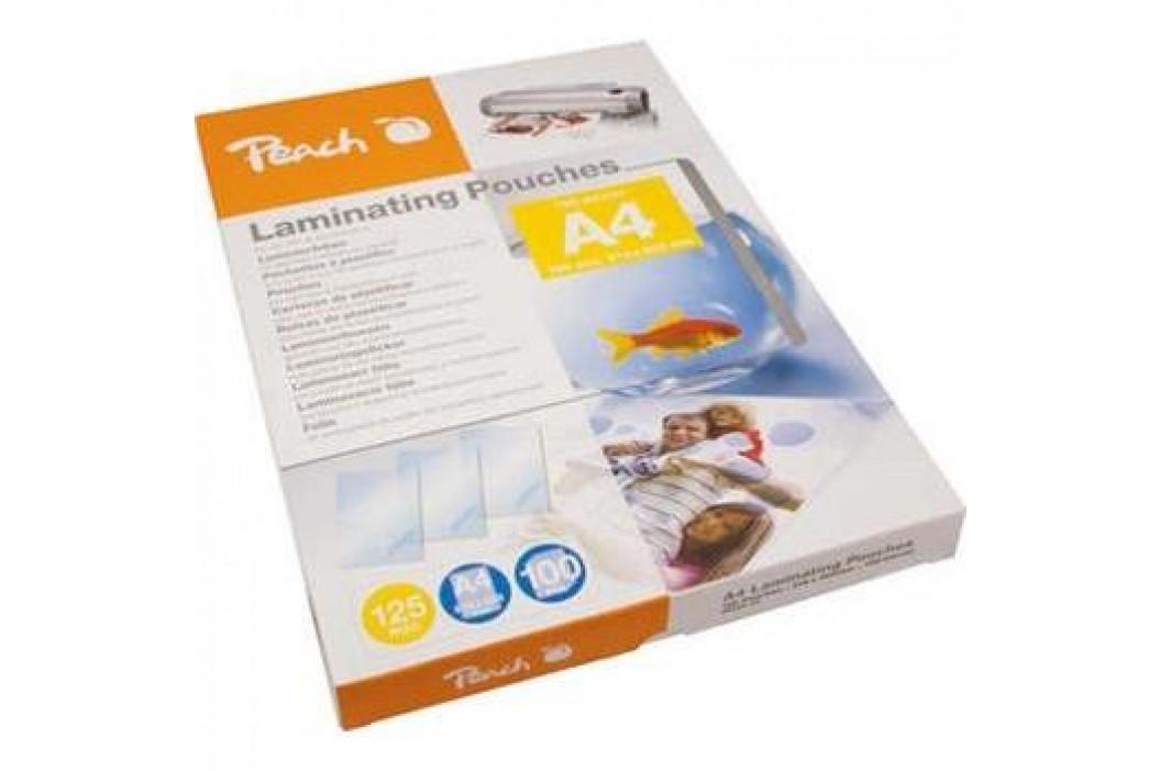 Peach A4 (216x303mm), 125mic, 100 ks (PP525-02)