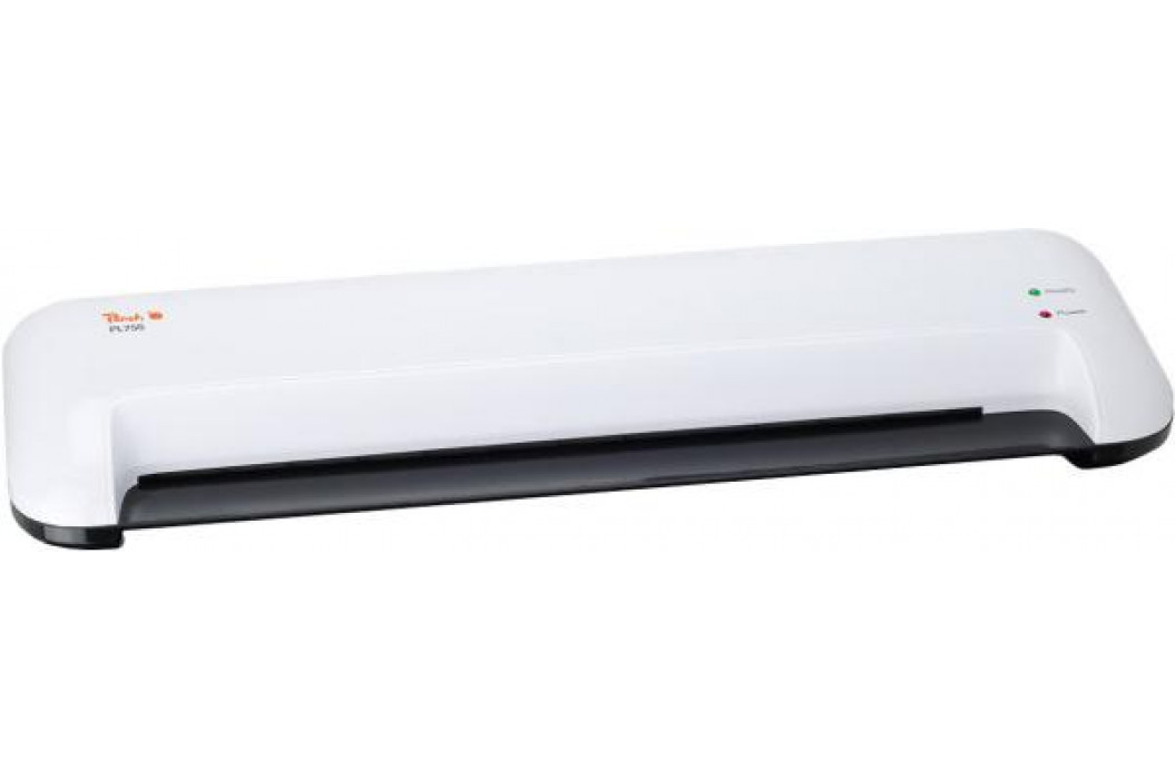 Peach PL755, A3, 2x 125mic bílý (PL755)