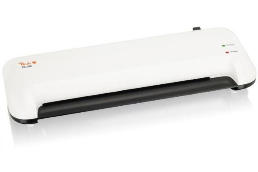 Peach PL750, A4, 2x 125mic bílý (PL750)