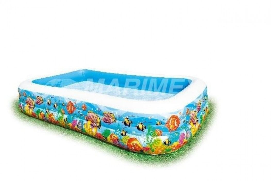 Marimex | Bazén Tropický útes nafukovací | 11630075