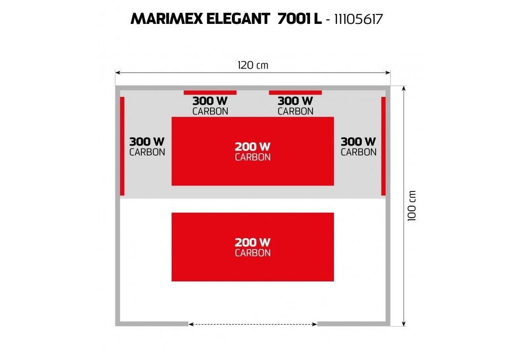 Marimex Elegant 7001 L 11105617