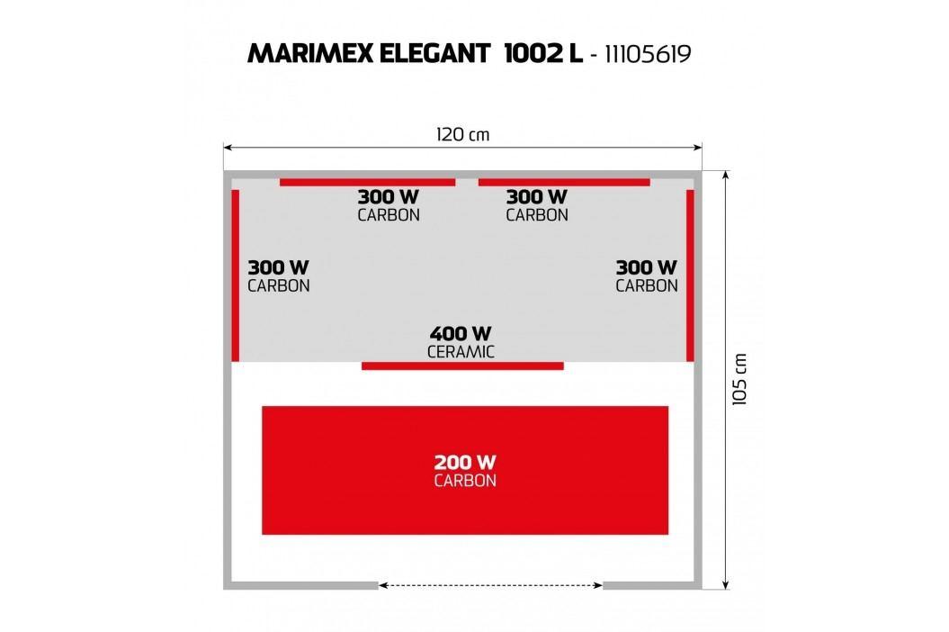 Marimex Elegant 1002 L 11105619