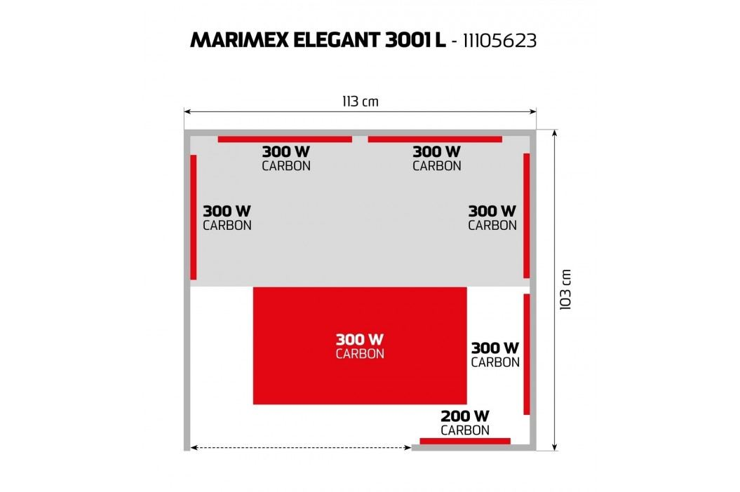 Marimex Elegant 3001 L 11105623