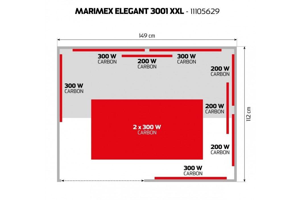 Marimex Elegant 3001 XXL 11105629