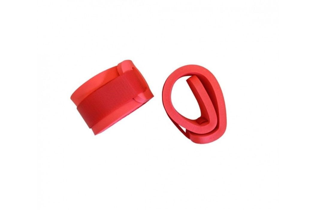 Marimex   Rukávky nadlehčovací na suchý zip - pár - červená   116302032