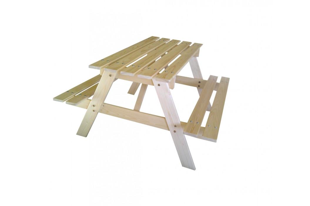 Marimex   Dětská dřevěná souprava PIKNIK 70 cm   11640359