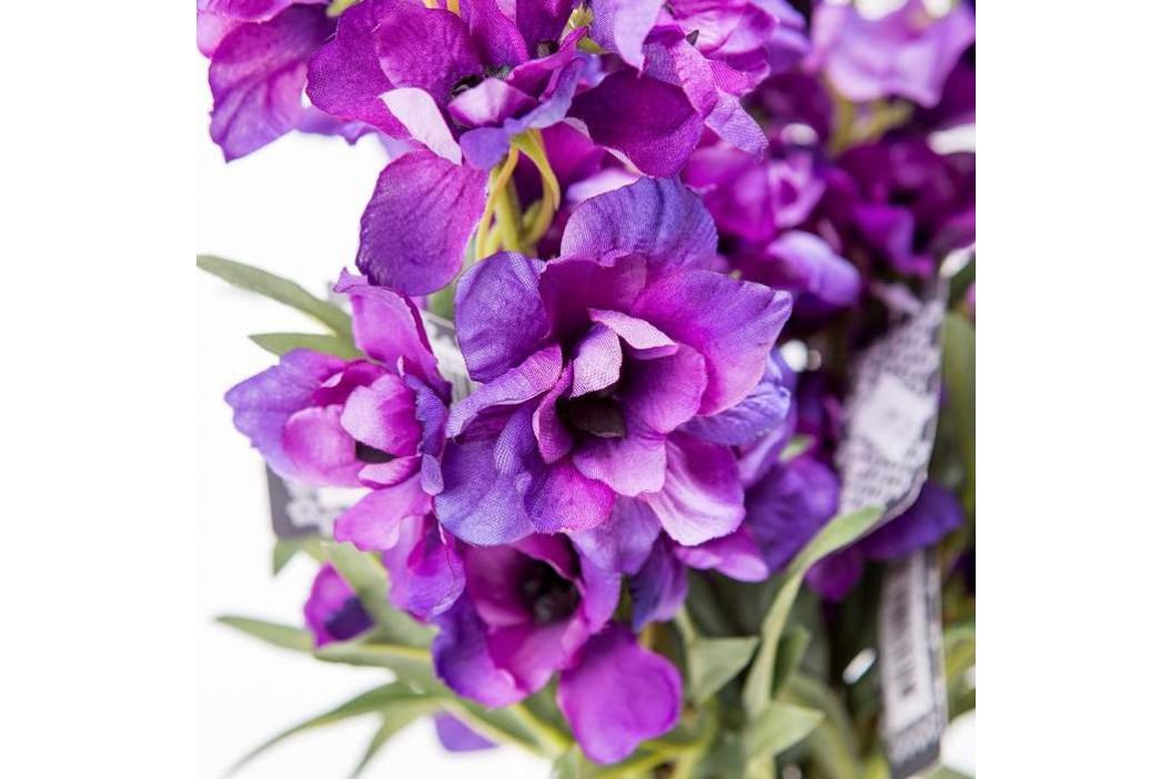 Delphinium MORPHO řezané umělé fialové