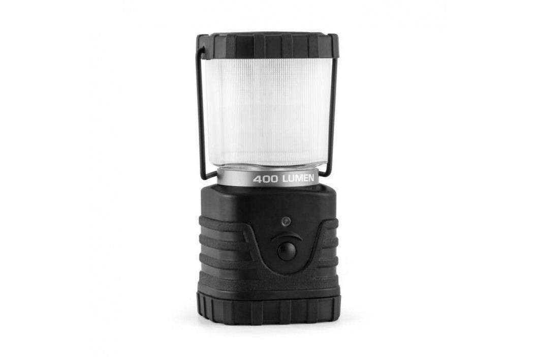 Yukatana Yeridanus, černá, kempingová LED baterka, rohová, 400 lumenů