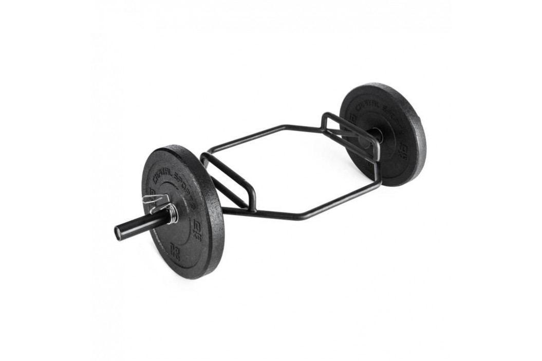 Capital Sports Beastbar Hex-Bar činková hřídel deadlift triceps max. 300 kg