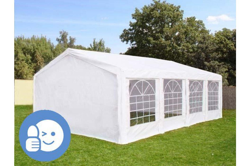Tradgard ECONOMY 41531 Zahradní párty stan 5 x 8 m - bílá