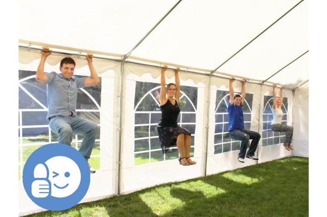 Tradgard ECONOMY 41530 Zahradní párty stan  5 x 10 m - bílá