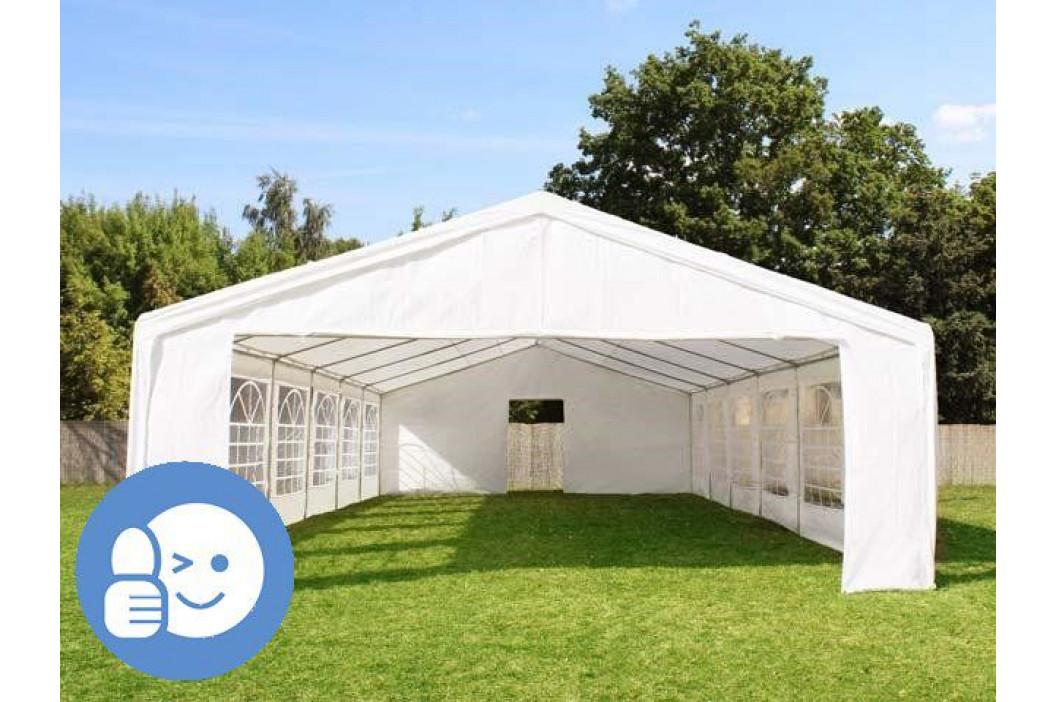 Tradgard 41527 Zahradní párty stan CLASSIC 5 x 8 m - bílá