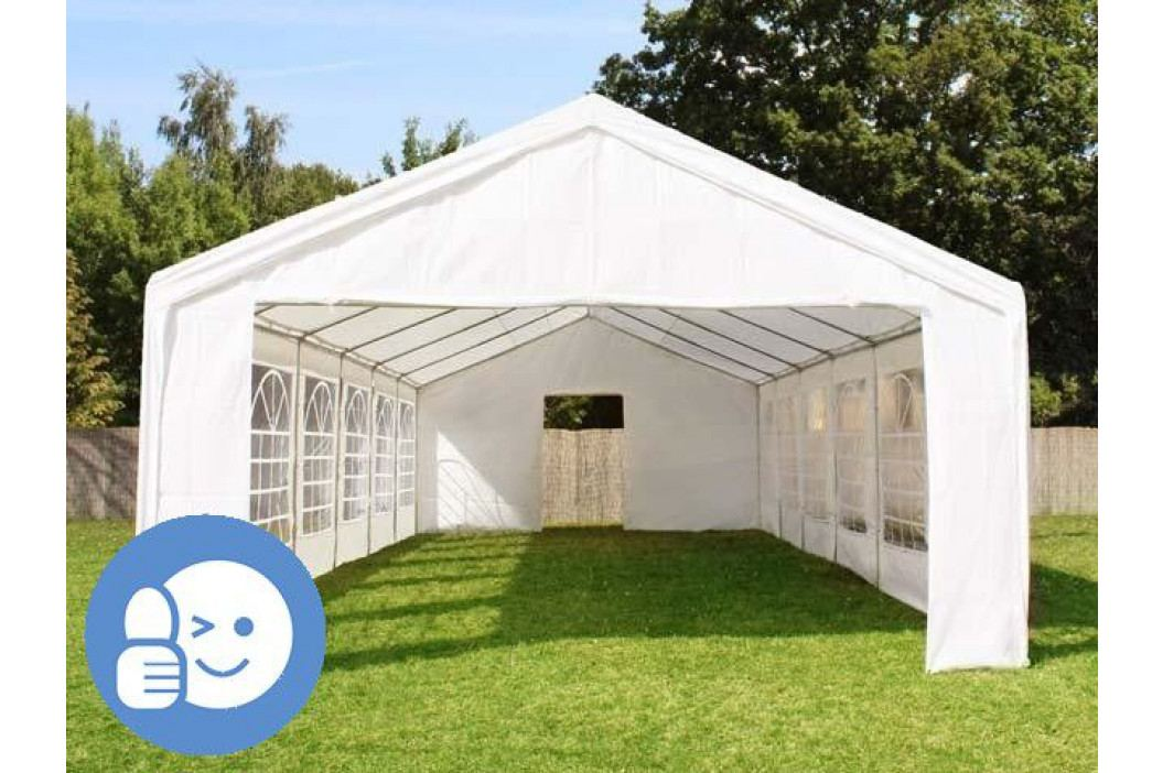 Tradgard 41521 Zahradní párty stan CLASSIC 4 x 10 m - bílá