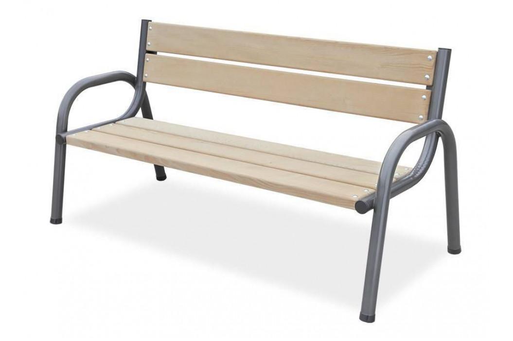 DAJAR ROYAL 41475 Zahradní dřevěná lavice 170cm