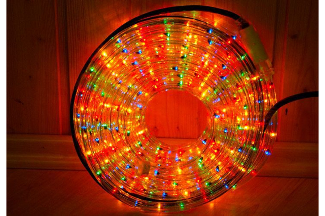 Nexos Trading GmbH & Co. KG 1037 Světelný kabel 20 m - barevný, 720 minižárovek