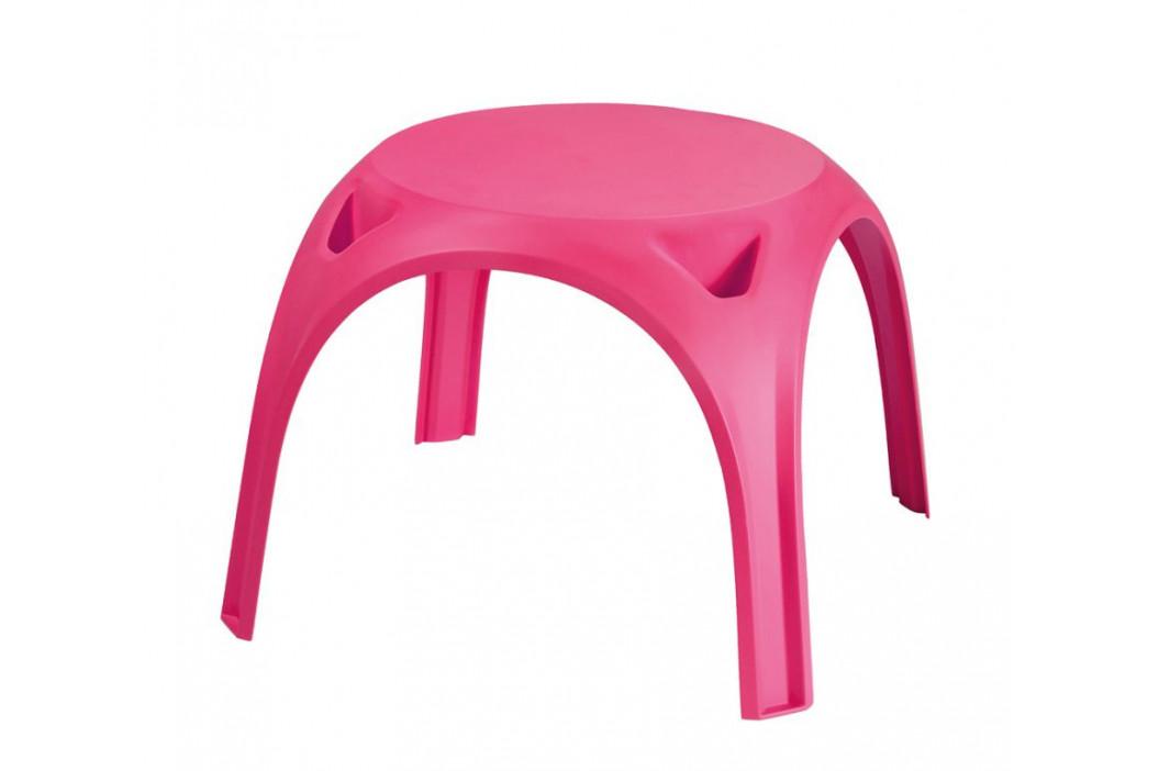 Keter KIDS TABLE 41464 Dětský plastový stolek - růžový
