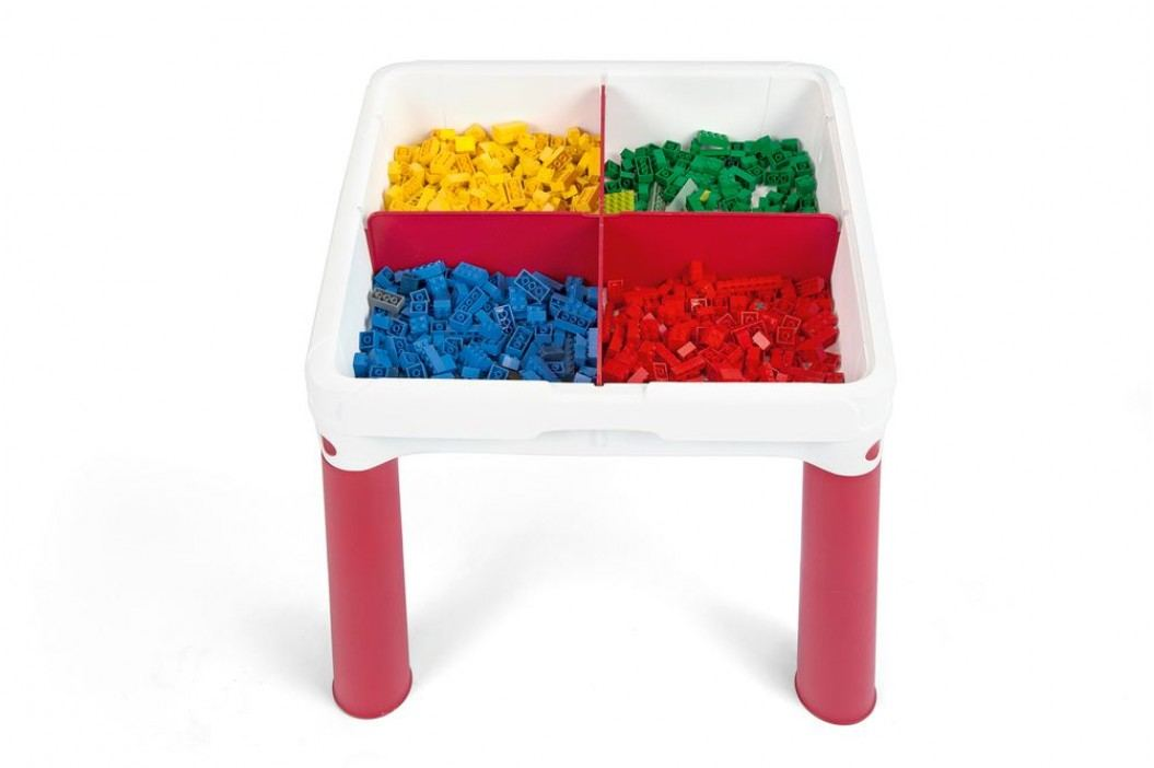 Keter 41462 Universální dětský hrací stoleček CONSTRUCTABLE