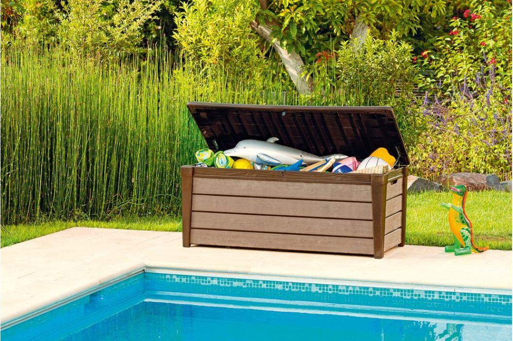 Keter 41460 Zahradní úložný box BRUSHWOOD 60 x 145 x 70 cm