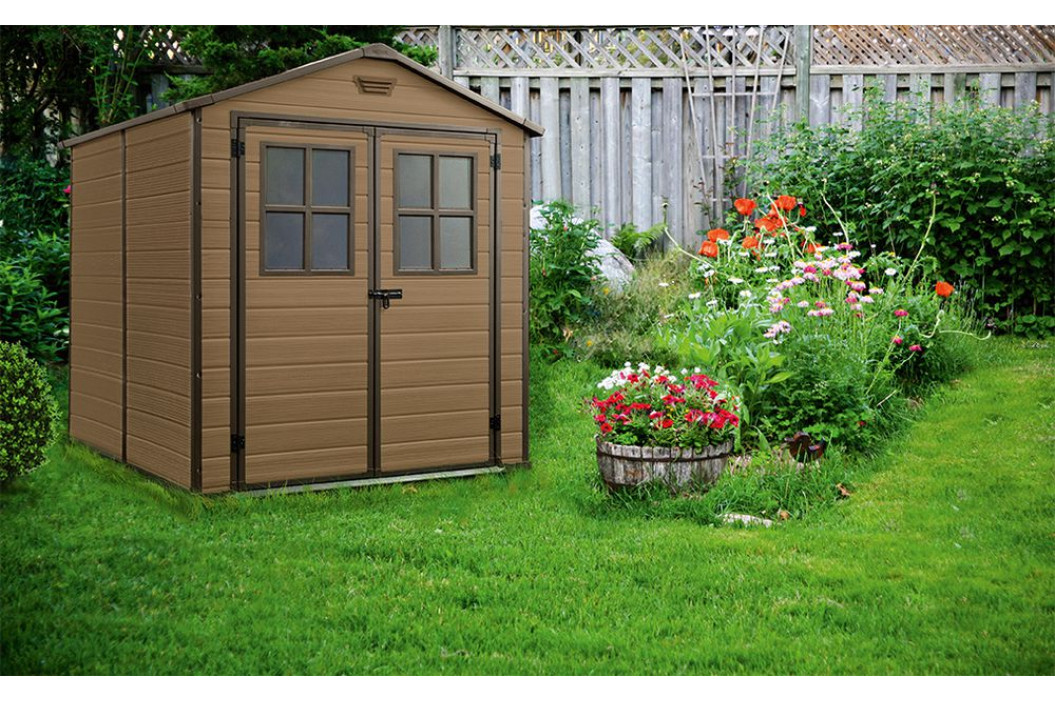Keter 41446 Zahradní domek SCALA 227 x 185 x 236 cm