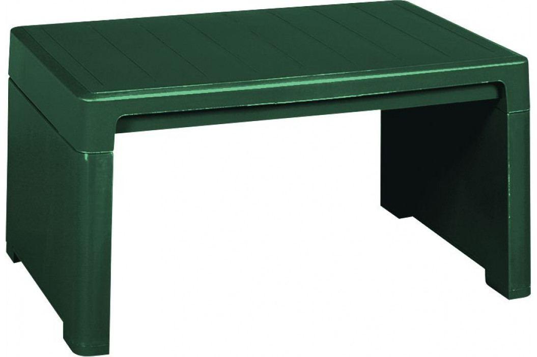 Tradgard LAGO 41404 Zahradní plastový stolek zelený