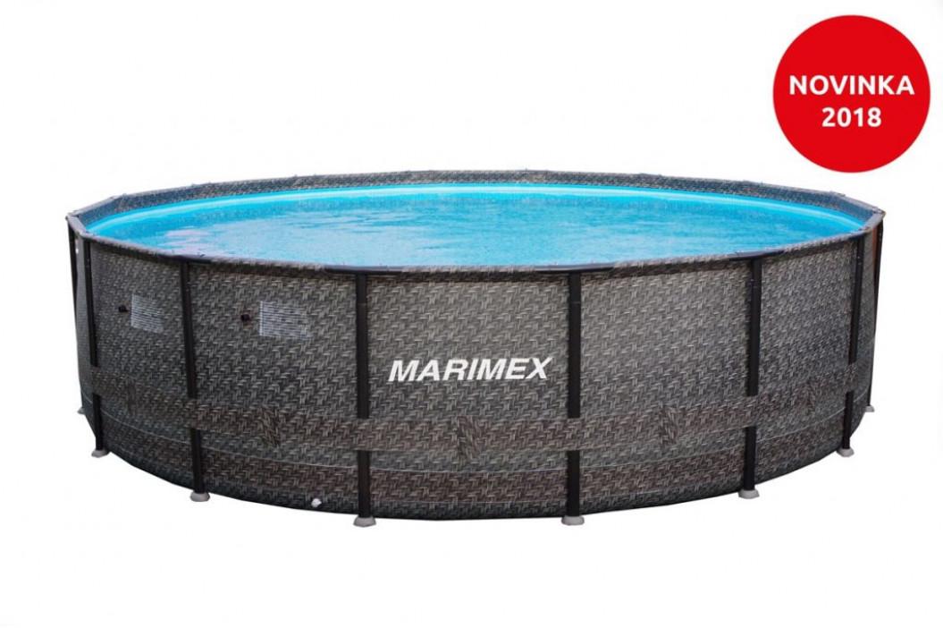 Marimex Florida Premium RATAN Bazén 4,88 x 1,22 bez příslušenství