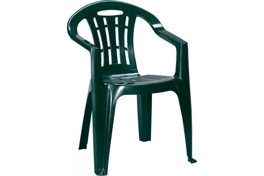 Allibert 41395 Zahradní židle MALLORCA - tmavě zelené