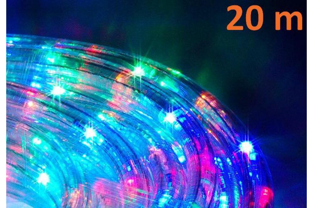Nexos 821 LED světelný kabel 20 m - barevné, 480 diod