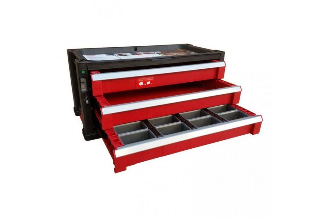 CURVER 32477 Úložný box na nářadí KETER - 3 zásuvky