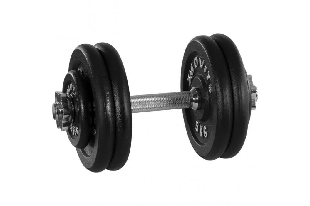 MOVIT 32886 Set jednoručních litinových činek 2 x 25 kg