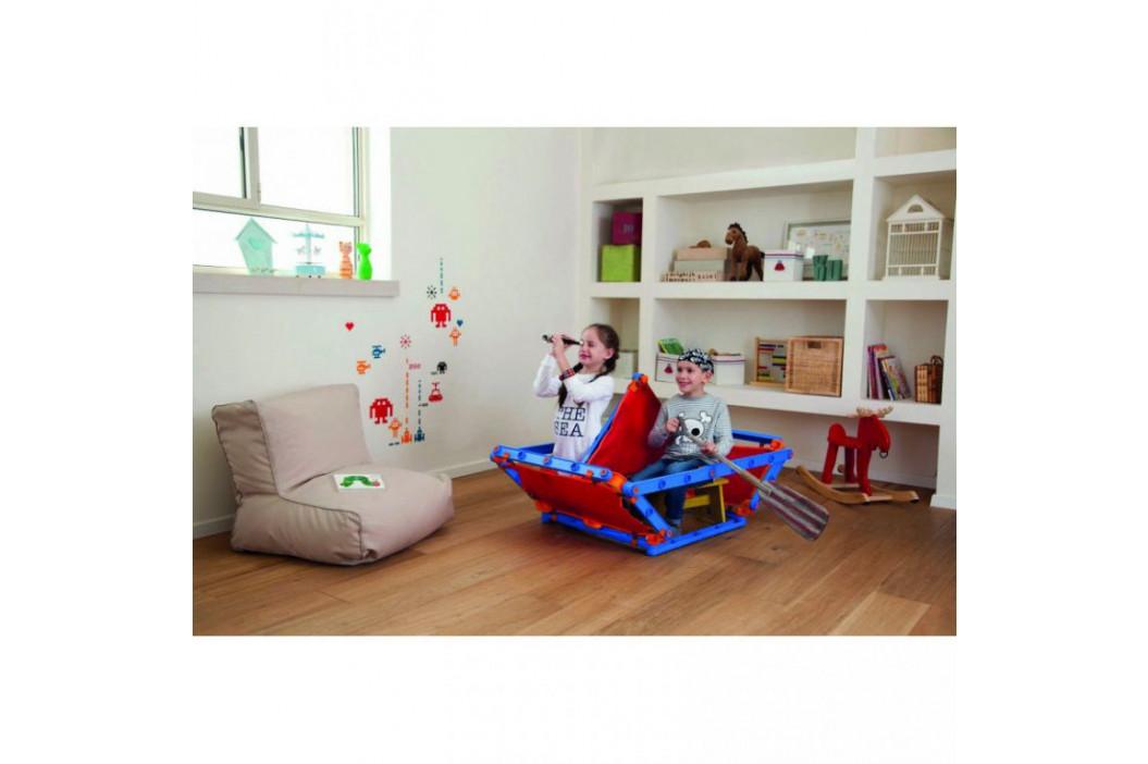 Keter MEGA DO KIT 34772 Obrovská stavebnice pro děti obrázek inspirace