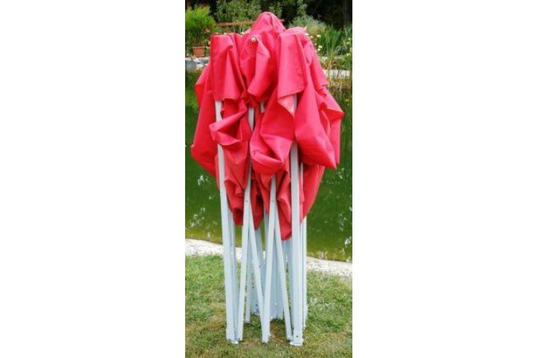 Tradgard CLASSIC 40979 Zahradní párty stan  nůžkový - 3 x 4,5 m červený