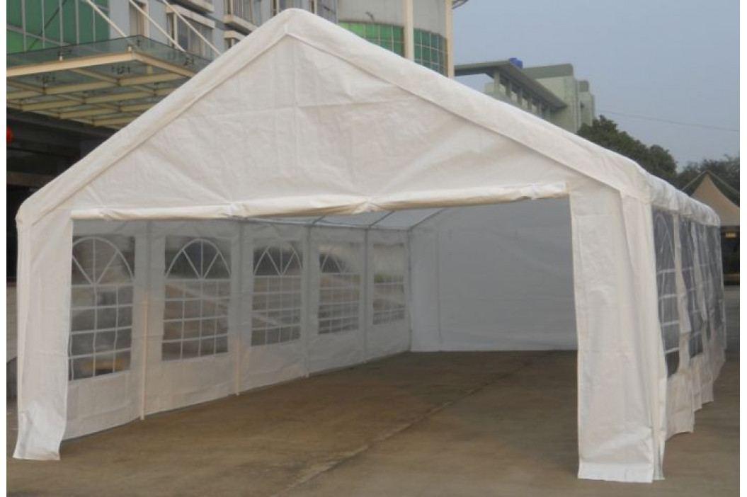Garthen 414 Zahradní stan - bílý, 5 x 10 m