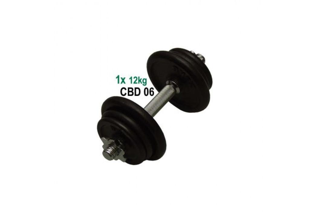 CorbySport 4547 Činka nakládací jednoruční - 12kg