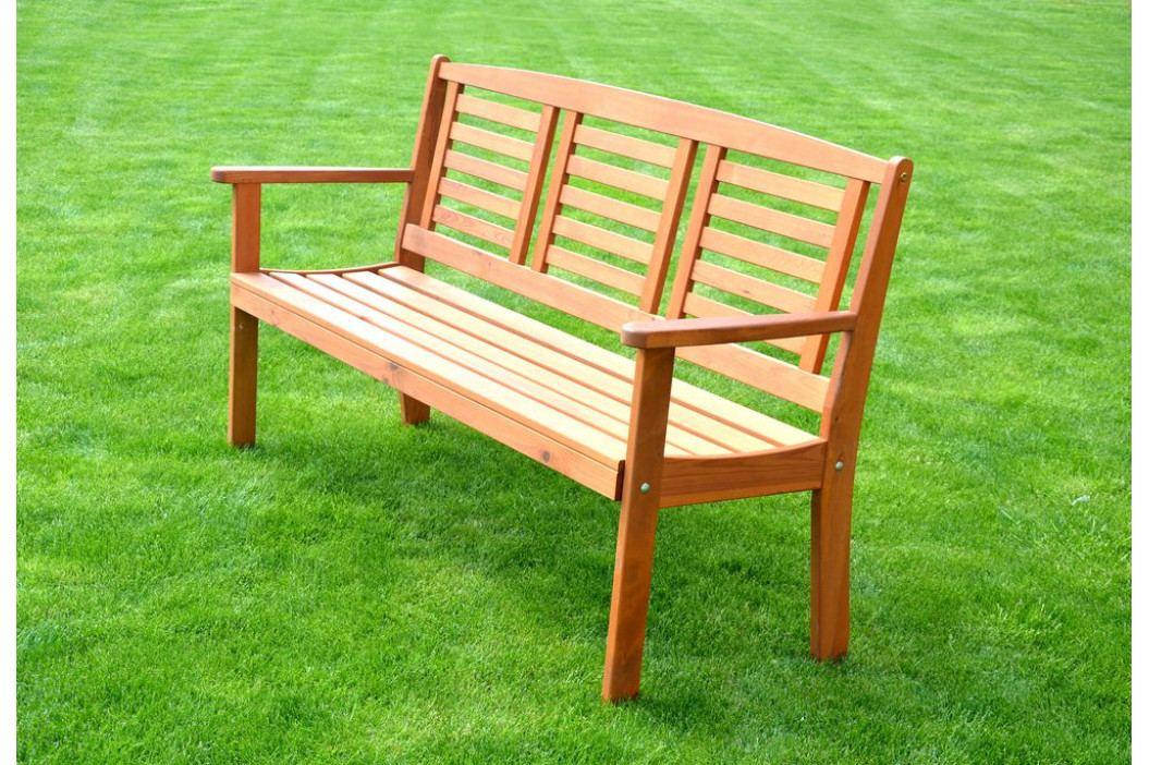 Tradgard 2709  Dřevěná zahradní lavice EDEN FSC