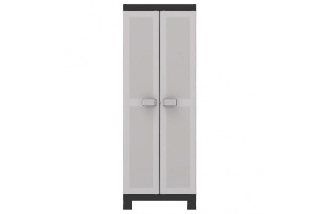 KIS LOGICO HIGH 54609 Plastová skříň - 182 x 65 x 45 cm