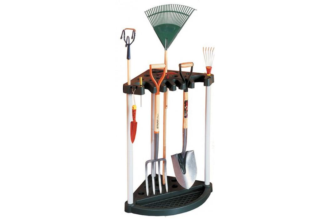 KETER Držák nářadí Corner Tool Rack 17361063 černý