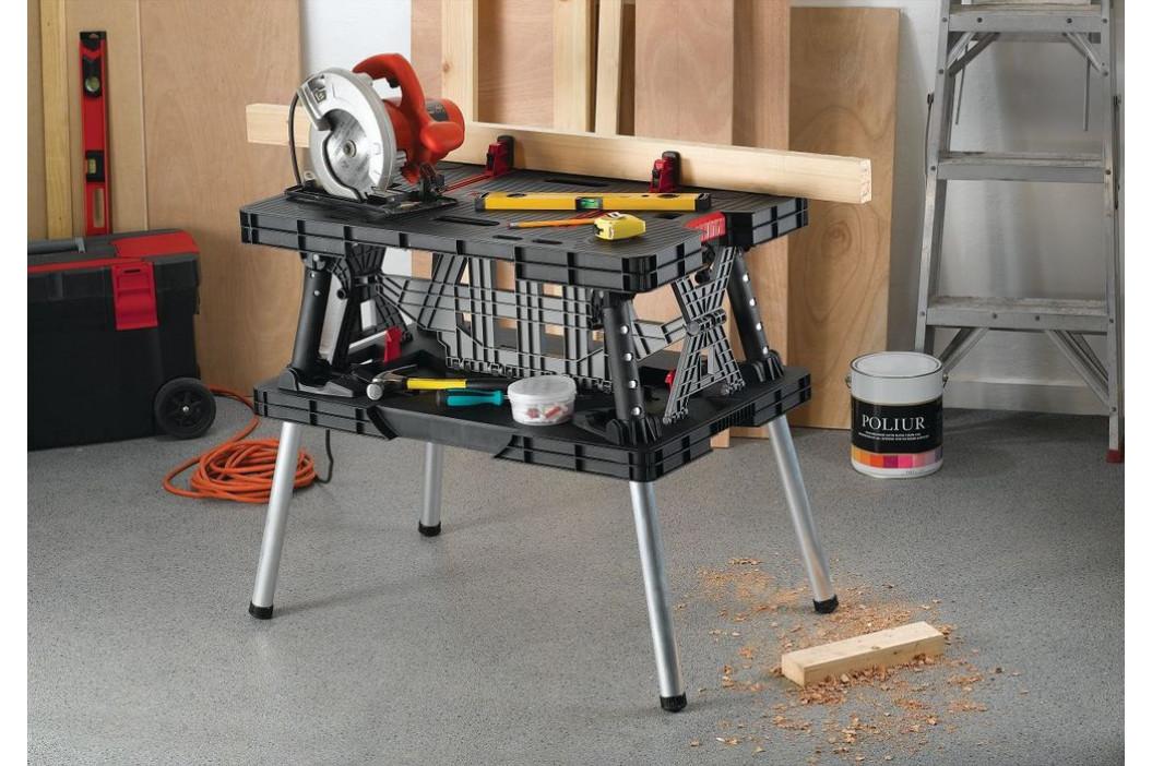 Keter 41592 Pracovní víceúčelový stůl