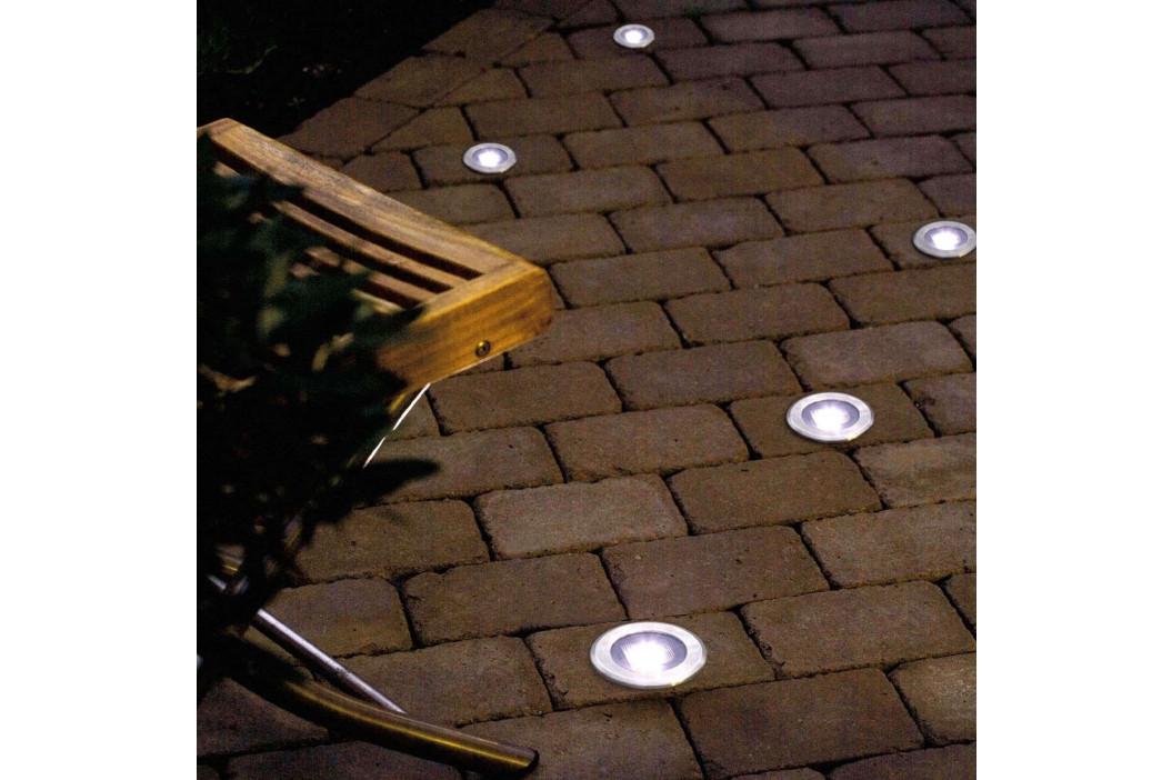 Užitečné zápustné svítidlo SOLAR LIGHT LED