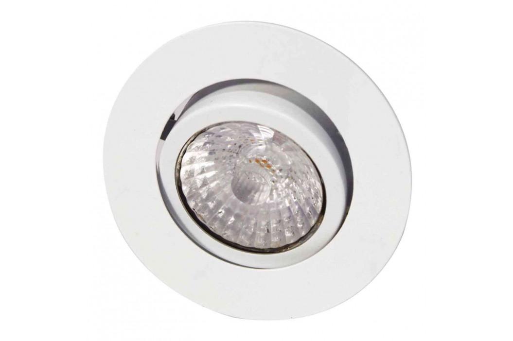 LED podhledové svítidlo Rico, dim to warm, bílé